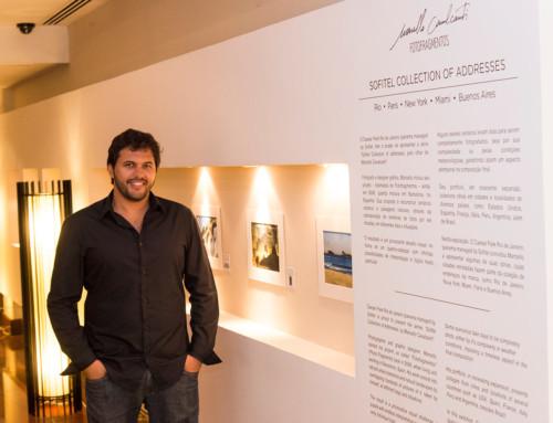 Exposição Sofitel Collection of Addresses, by Marcello Cavalcanti