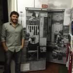 Foto do ensaio Hermanos na loja Agá Presentes