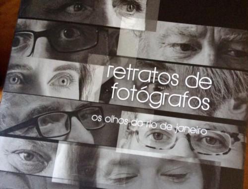 """Livro """"Retratos de Fotógrafos"""" – por Heiner Pflug"""