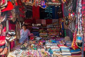 Vendedora Chola, Bolívia