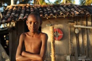 Maicon, filho de pescadores, Maraú, Bahia