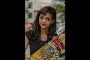 Menina skatista, Vila Operária