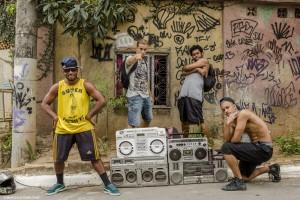 B-Boys, Vila Operária