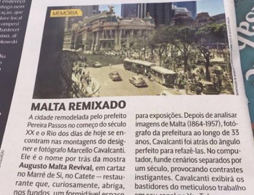 Exposição Augusto Malta Revival 2017!