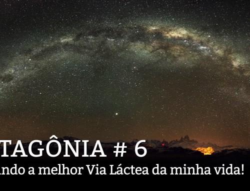 Patagônia, dia 5 (segunda noturna): A noite mais fria da minha vida