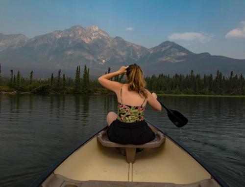 Onde fotografar nas montanhas Rochosas canadenses!