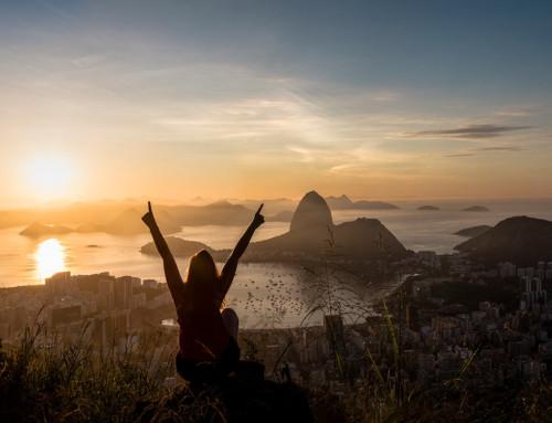 O Rio Começa Aqui! A história do painel para o RIOgaleão!