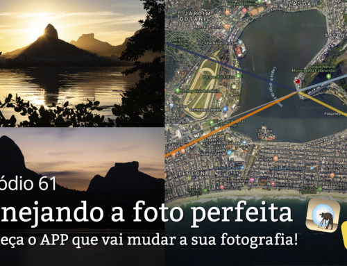 Qual é o app ideal para planejamento de fotografia de paisagem e outdoor?